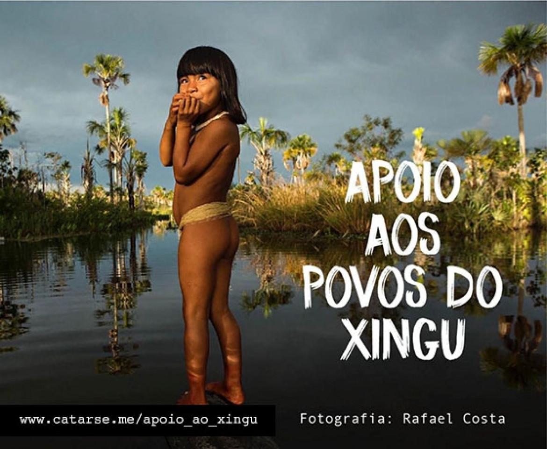 Apoie os povos indígenas do Xingu