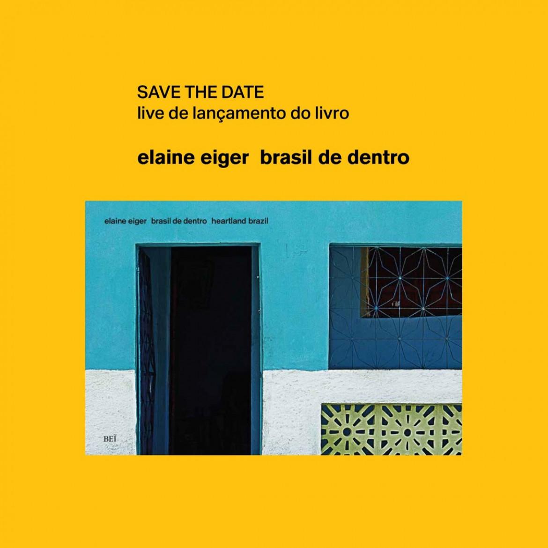 SAVE THE DATE   Brasil de dentro